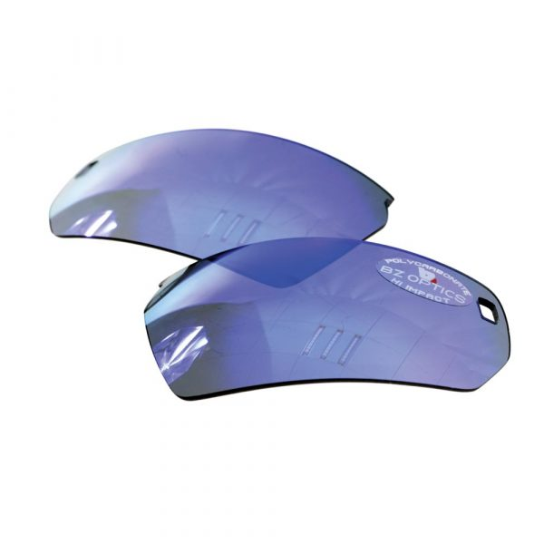 BZ Optics Spare Lenses blue mirror